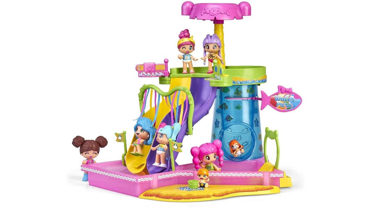 Parque acuático de Pinypon, juguetes baratos, ofertas para niños, chollo