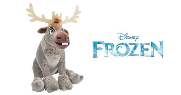 Peluche Frozen Sven barato, regalos de navidad baratos, ofertas para niños chollo