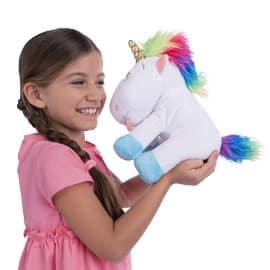 Peluche interactivo Unicornio Puffy barato, juguetes baratos, ofertas para niños