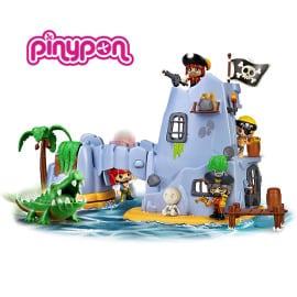 Pinypon Action Isla Pirata del Capitán Caimán barato, juguetes baratos