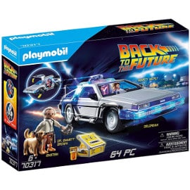 Playmobil Back to the Future DeLorean barato, Playmobil baratos, juguetes baratos