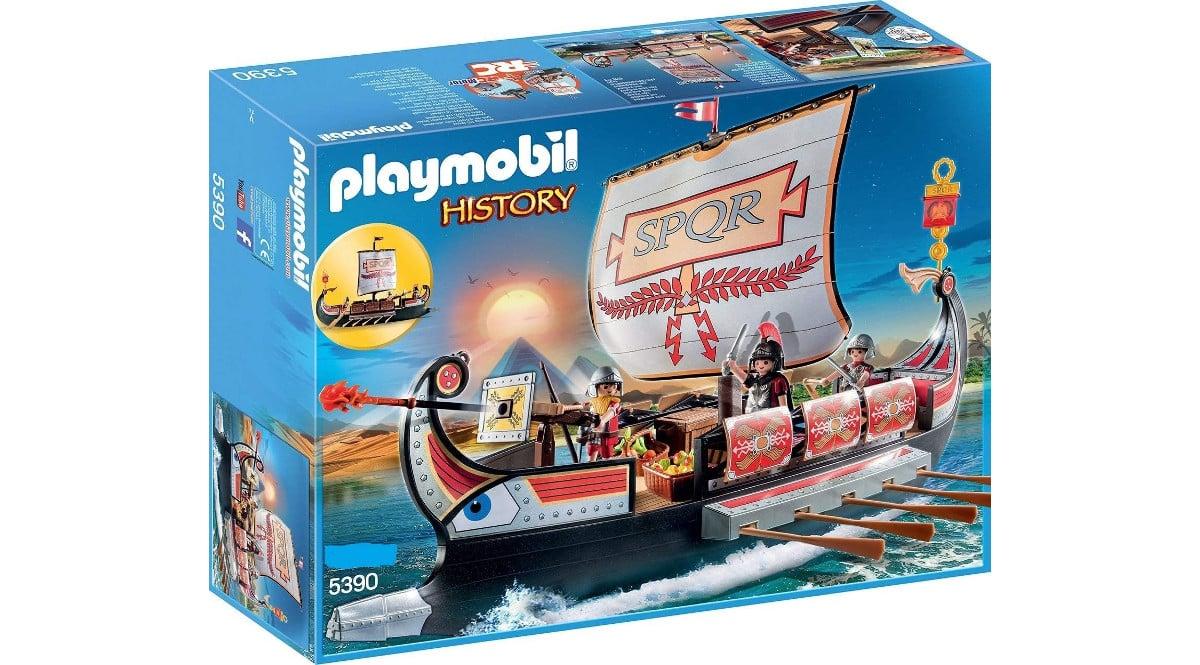 Playmobil Galera Romana barato, Playmobil baratos, juguetes baratos, chollo