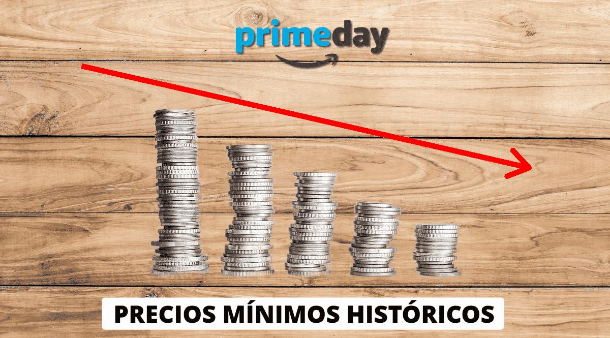 Precios mínimos históricos del Prime Day, chollo