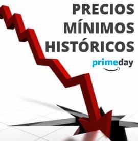 Precios mínimos históricos del Prime Day