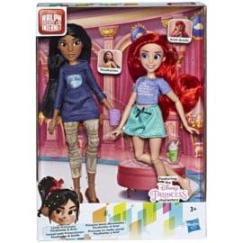 Princesas Disney Ariel y Pocahontas - Ralph Rompe internet, baratas. Ofertas en juguetes, juguetes baratos