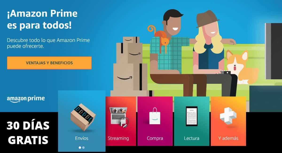 Qué es Amazon Prime y sus ventajas