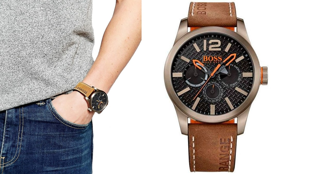 Reloj Hugo Boss Orange Paris barato, relojes baratos, ofertas en relojes de marca chollo