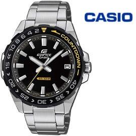 Reloj para hombre Casio Edifice barato, relojes de marca baratos, ofertas para regalar