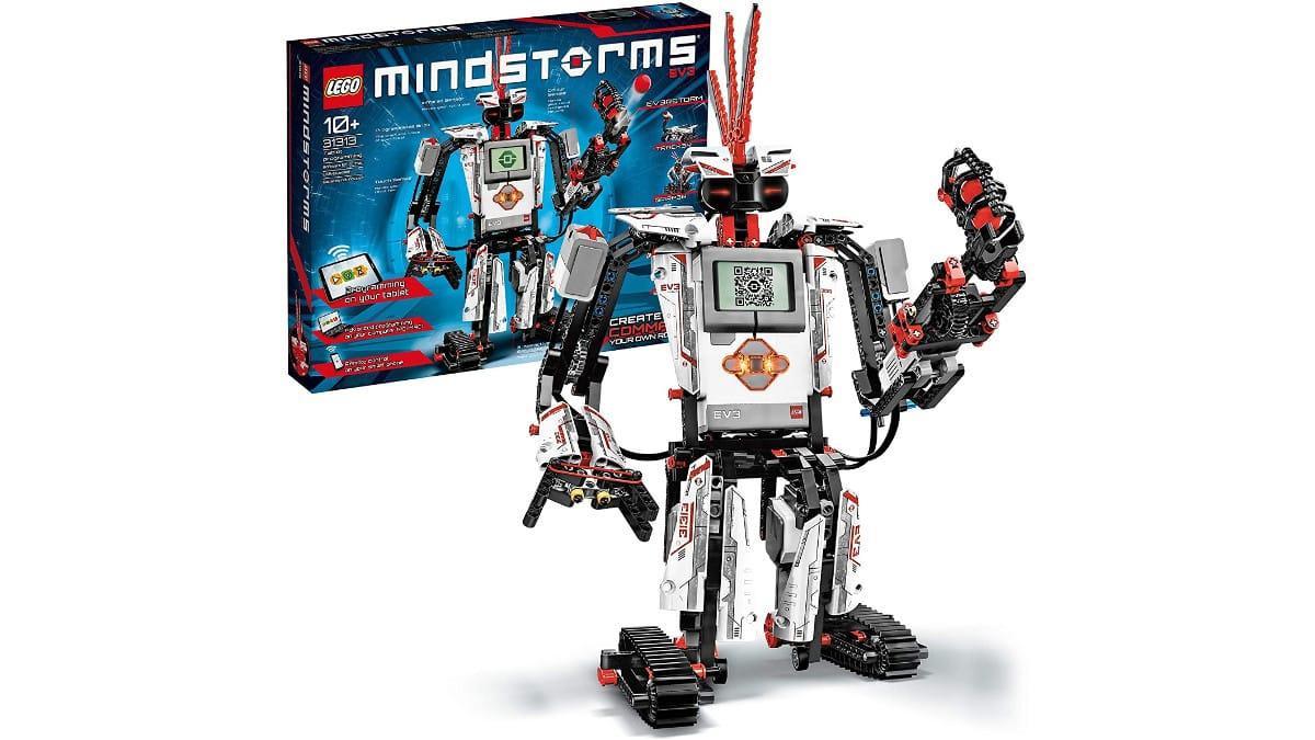 Robot LEGO Mindstorms EV3 barato, juguetes baratos, LEGO baratos, chollo