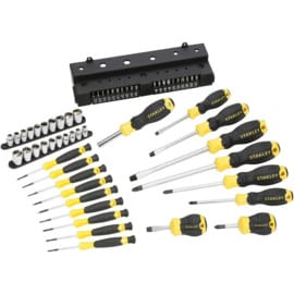Set de 57 piezas Stanley STHT0-62143 barato. Ofertas en herramientas, herramientas baratas