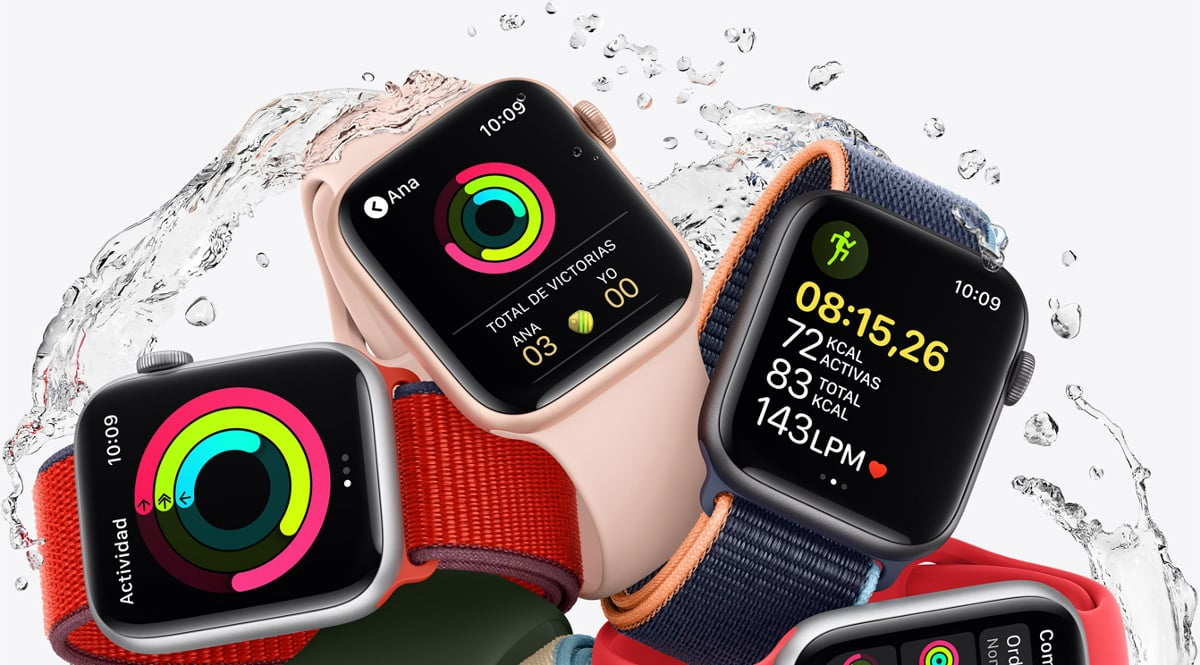 Smartwatch Apple Watch SE GPS-Cellular barato. Ofertas en smartwatches, smartwatches baratos, chollo