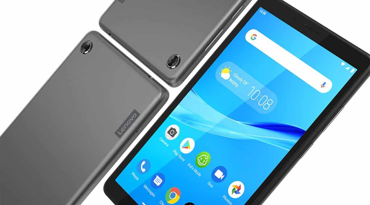 Tablet Lenovo Tab M7 WiFi barata. Ofertas en tablets, tablets baratas, chollo