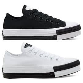 Zapatillas Converse Rivals Platform Chuck Taylor baratas, calzado de marca barato, ofertas en zapatillas de marca