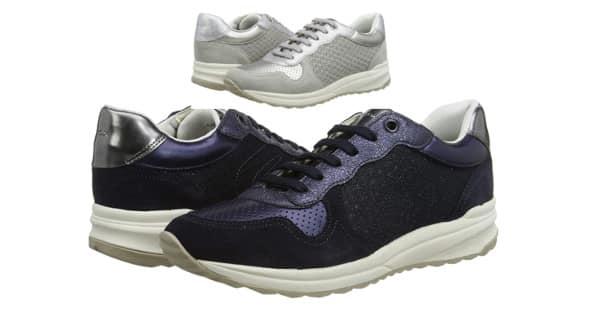 Zapatillas Geox Airell para mujer baratas. Ofertas en zapatillas de marca, zapatillas de marca baratas, chollo