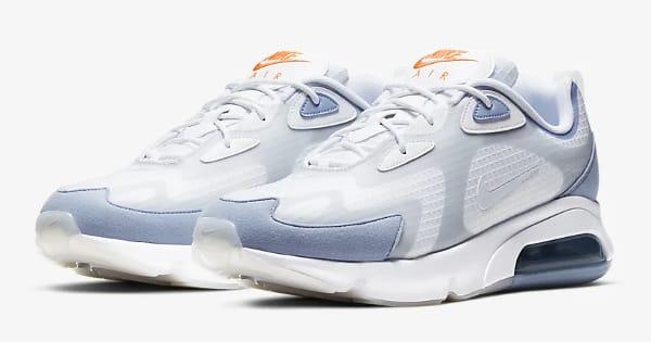 Zapatillas Nike Air Max 200 SE blancas baratas, calzado de marca barato, ofertas en zapatillas chollo