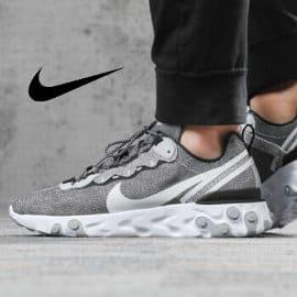 Zapatillas Nike React Element 55 SE baratas, calzado barato, ofertas en zapatillas
