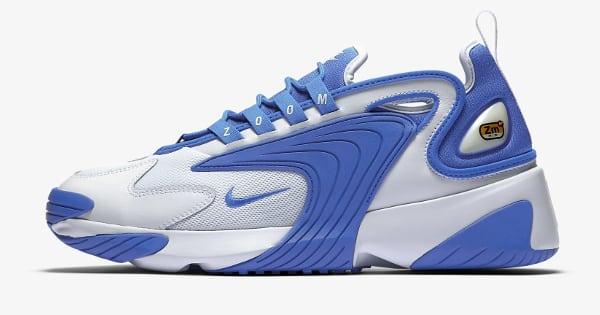 Zapatillas Nike Zoom 2K baratas, calzado barato, ofertas en zapatillas chollo
