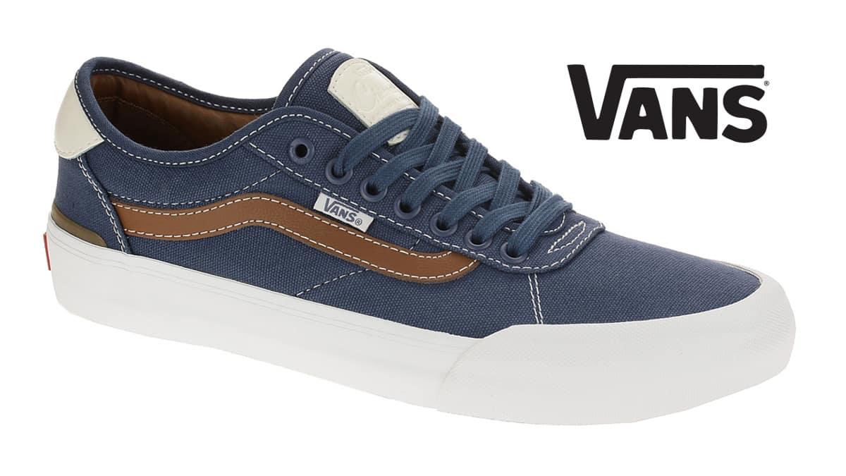 Zapatillas Vans Chima Pro 2 baratas, calzado de marca barato, ofertas en zapatillas deportivas chollo