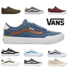 Zapatillas Vans Chima Pro 2 baratas, calzado de marca barato, ofertas en zapatillas deportivas