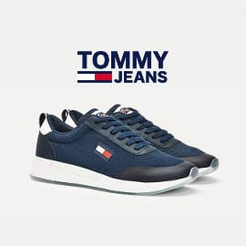 Zapatillas para hombre Tommy Jeans Blake baratas, zapatillas baratas