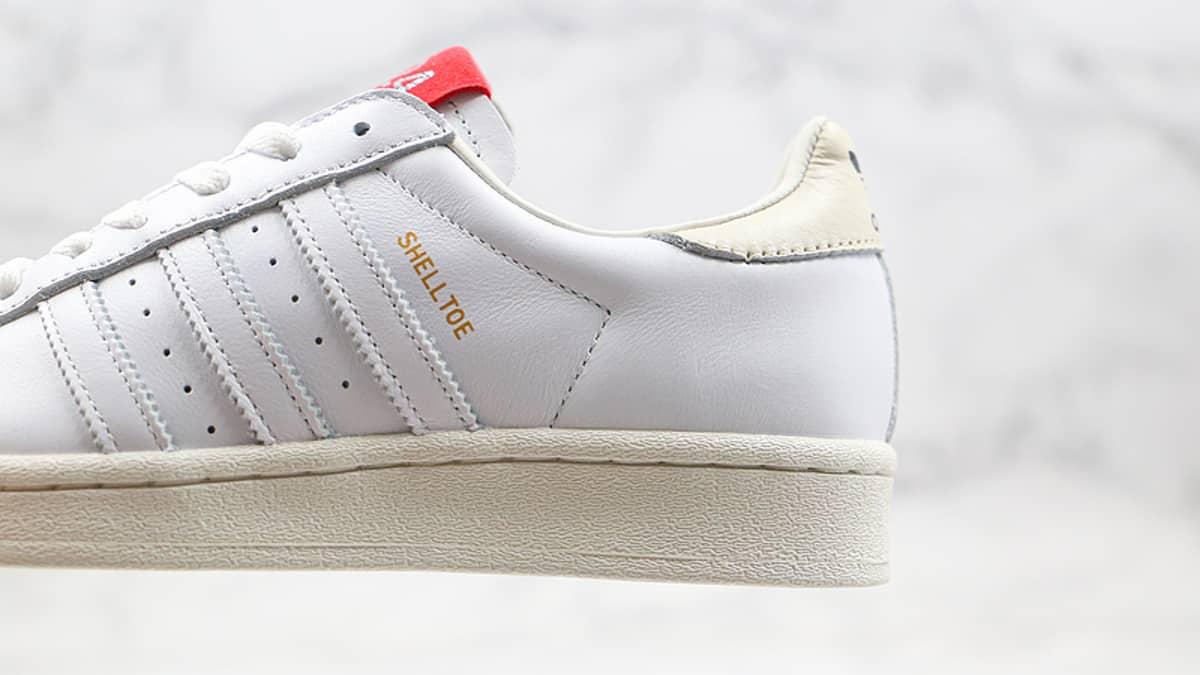 Zapatillas unisex Adidas x 424 Shelltoe baratas, calzado barato, ofertas en zapatillas de marca chollo