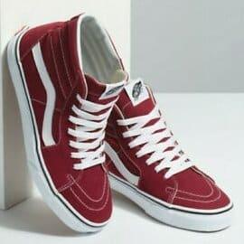 Zapatillas unisex Vans SK8-HI baratas, calzado barata, ofertas en zapatillas deportivas