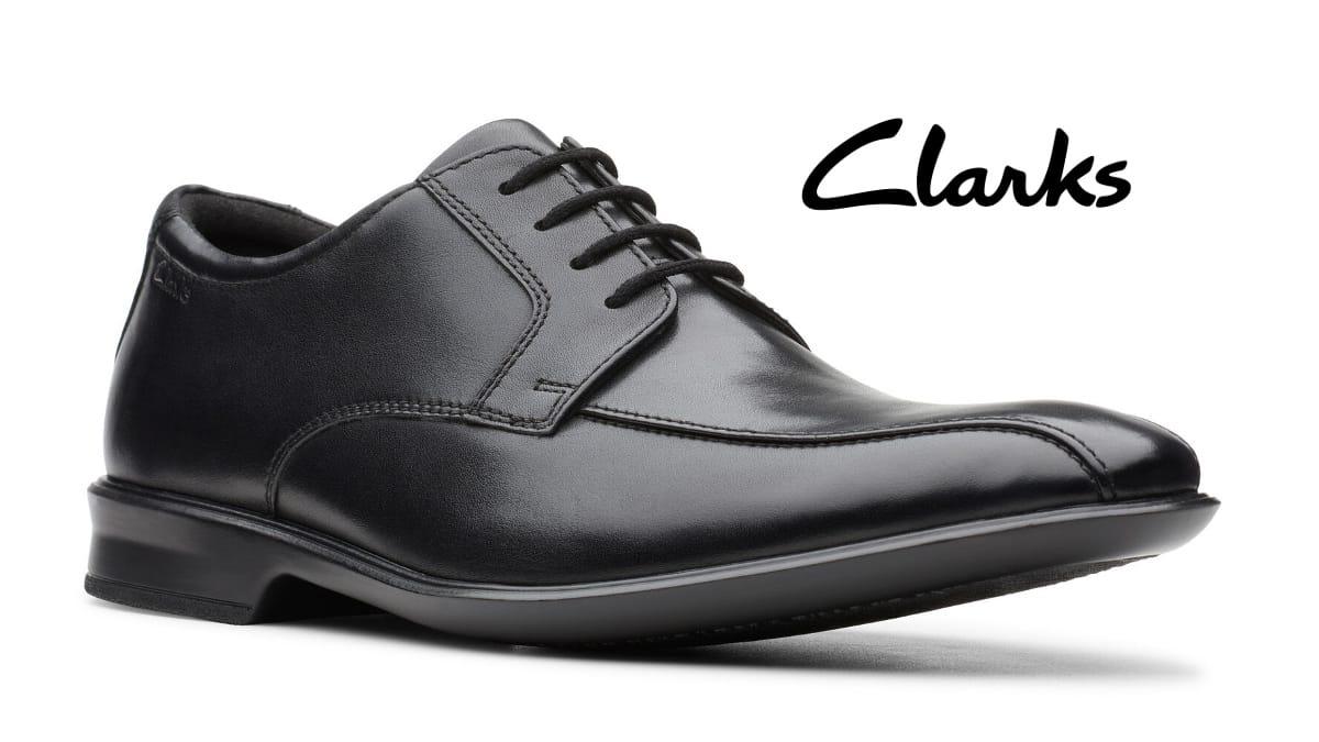 Zapatos Clarks Bensley Run baratos, calzado barato, ofertas en zapatos chollo