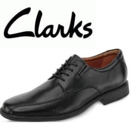 Zapatos Clarks Tilden Walk baratos, zapatos de marca baratos, ofertas en calzado