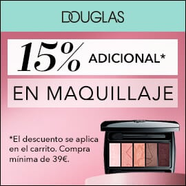Maquillaje Douglas barato, ofertas belleza