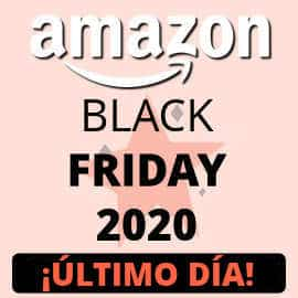 Amazon Black Friday 2020, ofertas Black Friday Amazon, chollos Black Friday Amazon 2020 último día
