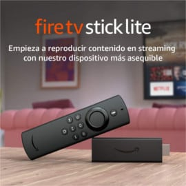Amazon Fire TV Stick Lite barato. Ofertas en Fire TV Stick, Fire TV Stick barato