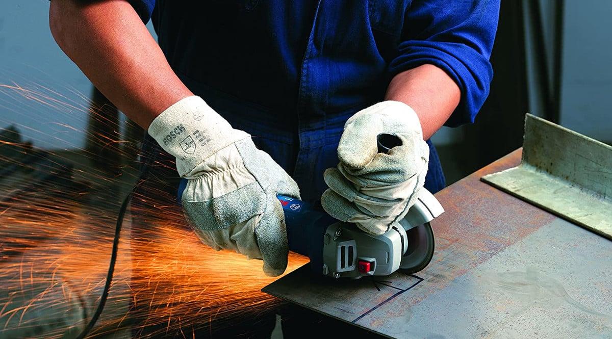 Amoladora Bosch Professional GWS 7-125 barata. Ofertas en herramientas, herramientas baratas, chollo