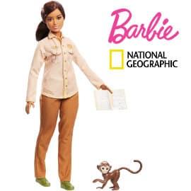 Barbie National Geographic Conservadora de la Naturaleza barata, juguetes baratos, ofertas en regalos de navidad