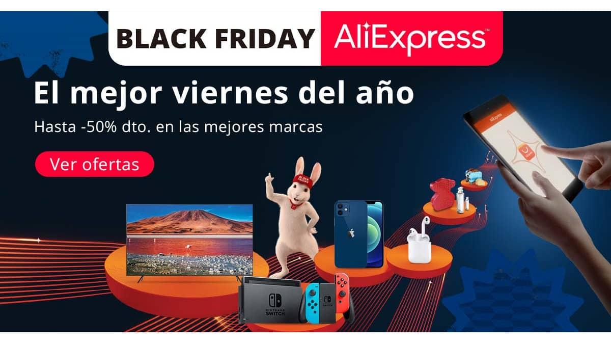 Black Friday 2020 AliExpress, chollo
