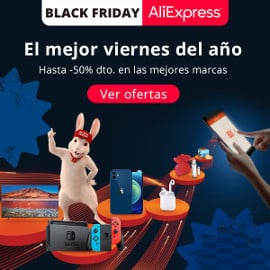 Black Friday 2020 AliExpress
