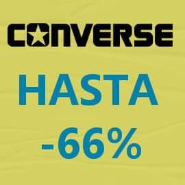 Black Friday Converse barato, calzado de marca barato, ofertas en ropa