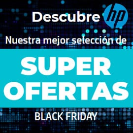 Black Friday HP Store, portátiles baratos, monitores baratos, impresoras baratas