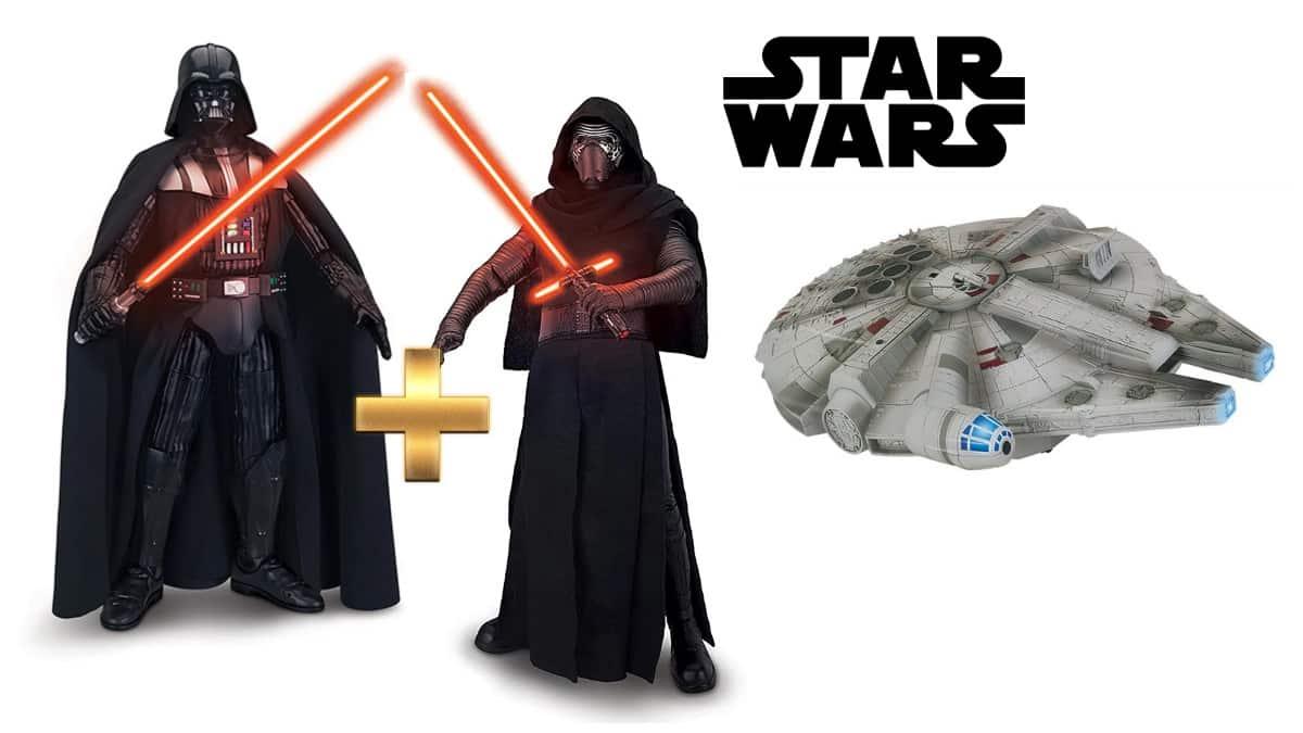 Black Friday Star Wars, juguetes y figuras baratas, chollo