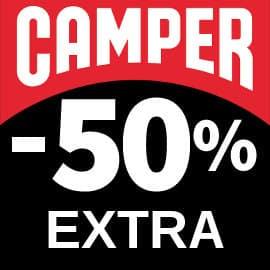 Black Friday Zacaris Camper barato, calzado de marca barato, ofertas en calzado