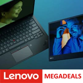 Black Friday con Megadeals de Lenovo
