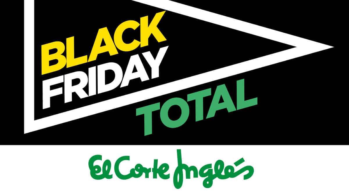 Black Friday en El Corte Inglés, chollo