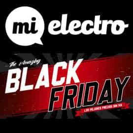 Black Friday en Mi Electro, ofertas en electrodomésticos, electrodomésticos baratos