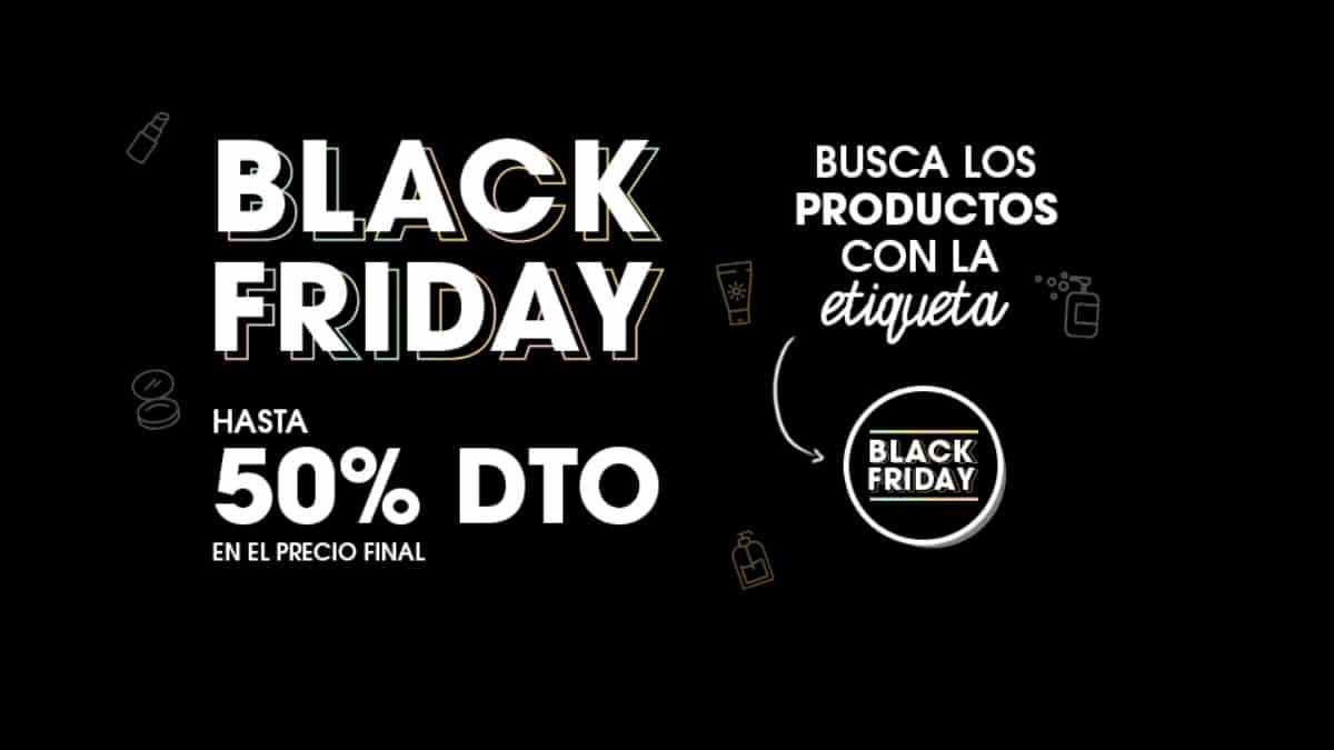 Black Friday en MiFarma, artículos de mfarmacia baratos, chollo