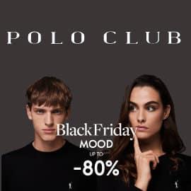 Black Friday en Polo Club, ropa de marca barata, ofertas en ropa de marca