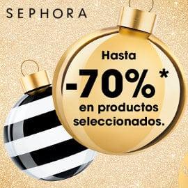 Black Friday en Sephora, maquillaje y cosméticos baratos, ofertas belleza