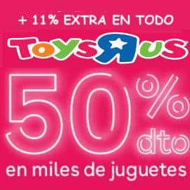 Singles Day en ToysRus, juguetes baratos, ofertas para niños