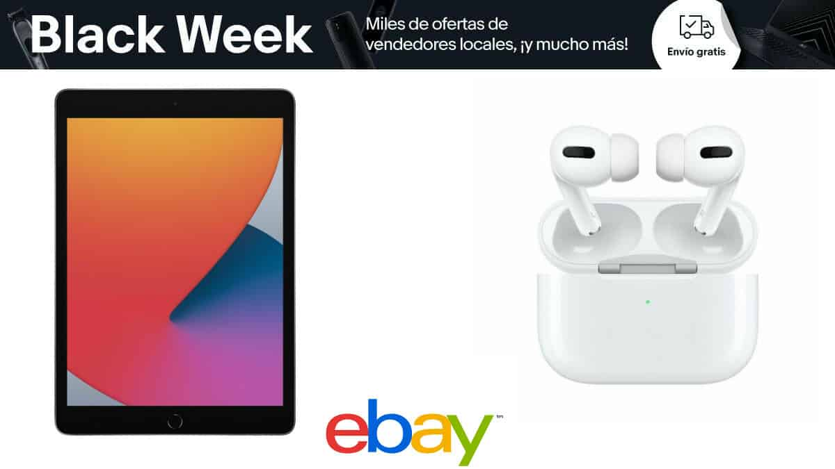 Black Week de eBay, chollo