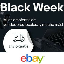 Black Week de eBay