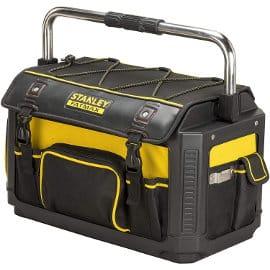 Bolsa rígida para herramientas Stanley FatMax barata, bolsas porta herramientas baratas, ofertas bricolaje