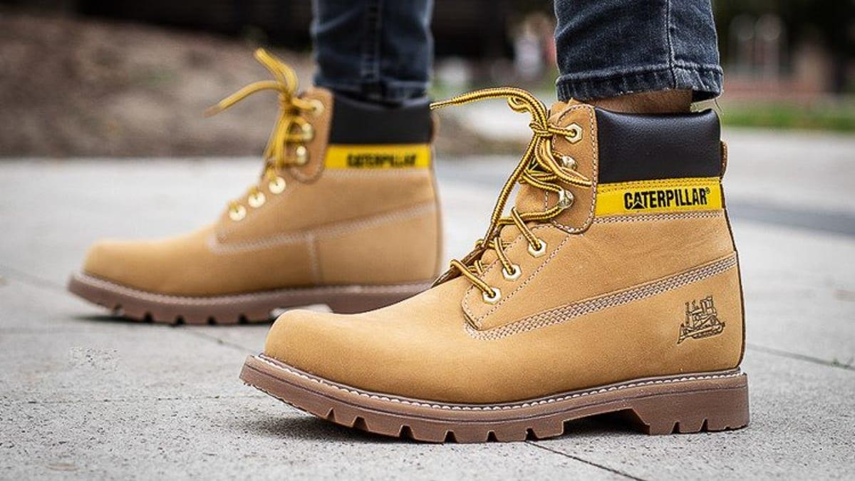 Botas Caterpillar Colorado baratas, calzado de marca barato, ofertas en botas chollo